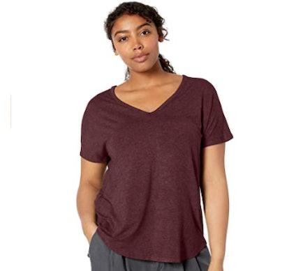 Daily Ritual Longline Jersey T-Shirt