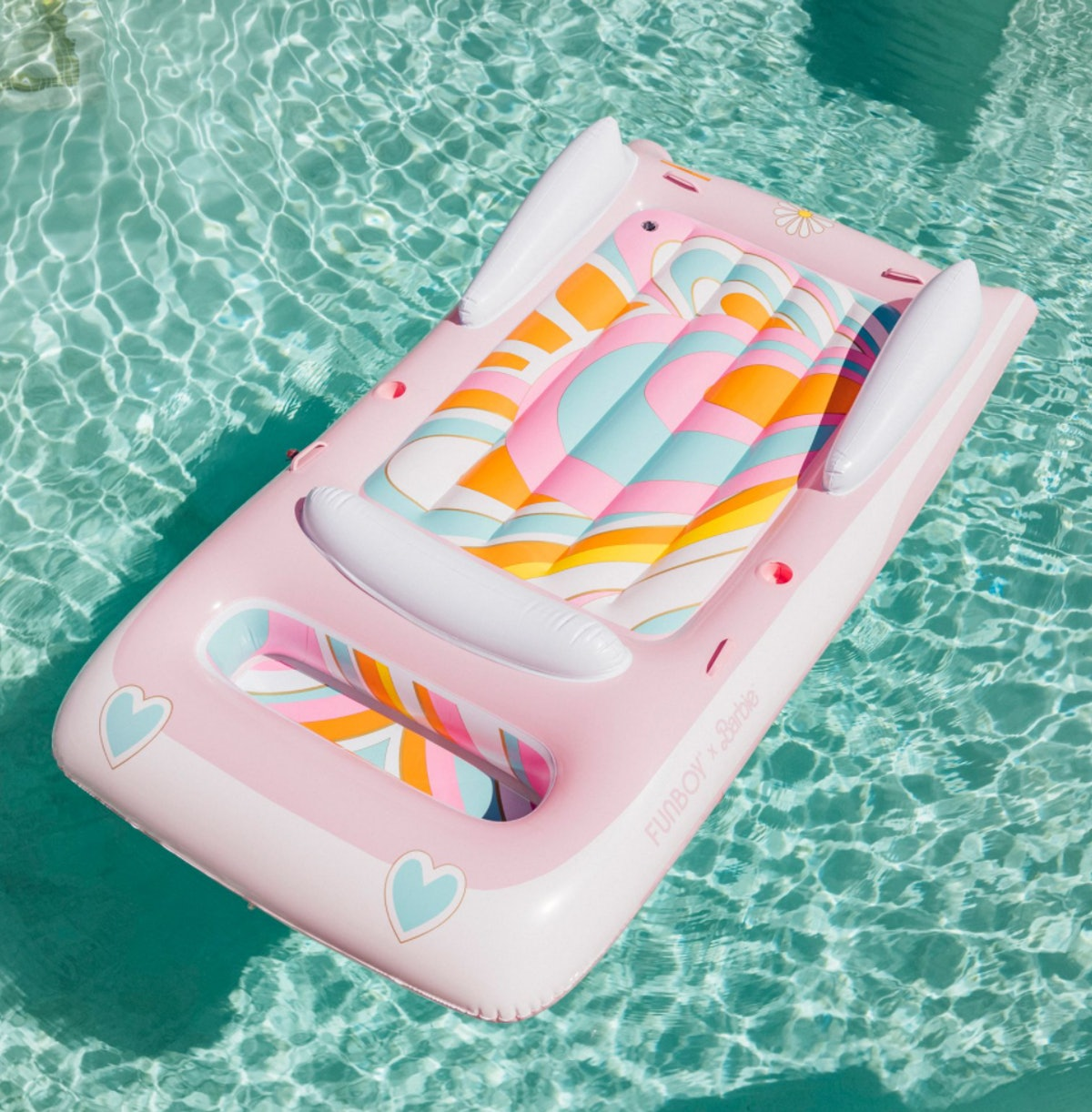 FUNBOY x Vintage Malibu Convertible Float