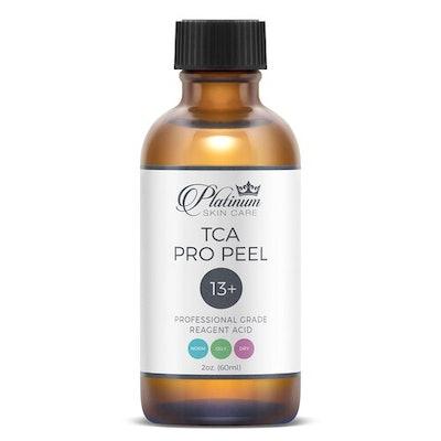 Platinum Skincare TCA Peel