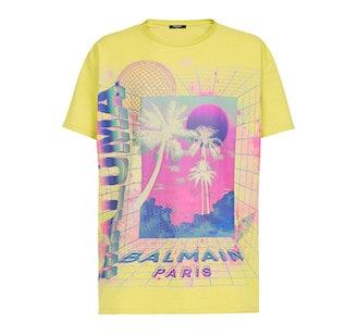 Balmain x Maluma T-shirt