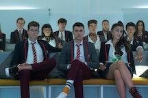 'Élite' Season 4 Explainer. Photo via Netflix