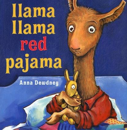 book cover of Llama Llama Red Pajama by Anna Dewdney