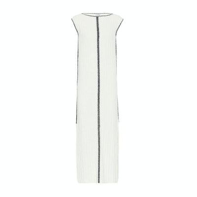 Jil Sander Knitted silk maxi dress