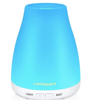 URPOWER Light-Changing Essential Oil Diffuser