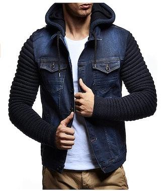 Leif Nelson Men's Denim Jacket