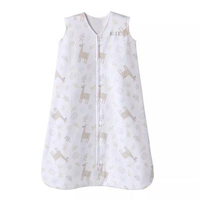 HALO SleepSack 100% Cotton in Sand Llama
