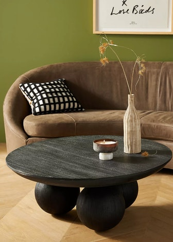 Sonali Round Coffee Table