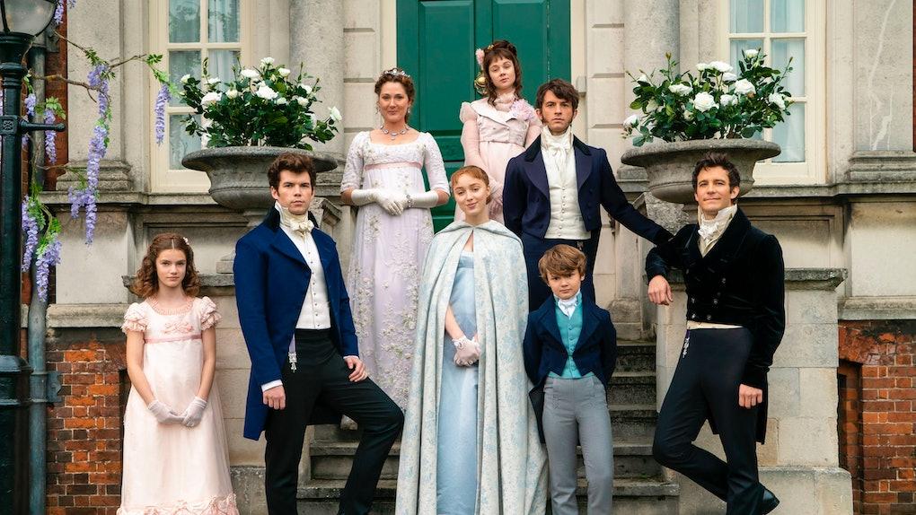The Bridgerton Clan