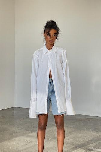 Nuria Oversized Blouse