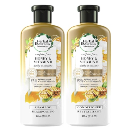 Herbal Essences, Sulfate Free Shampoo and Conditioner, 13.5 Oz. and 12.2 Oz.
