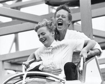 roller coaster scream
