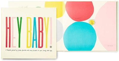 Kate Spade New York First Year Book, Hey Baby