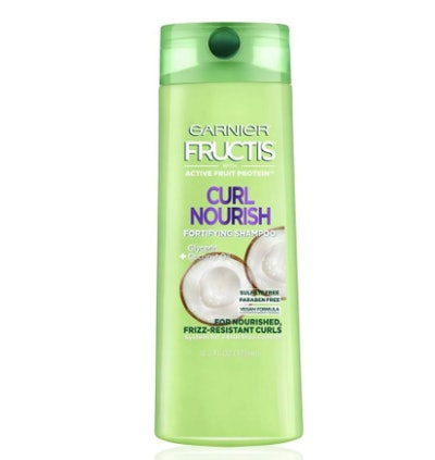 Garnier Fructis Curl Nourish Shampoo, 12.5 Oz.