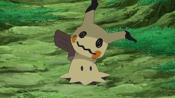 Pokémon Mimikyu Anime Jessie