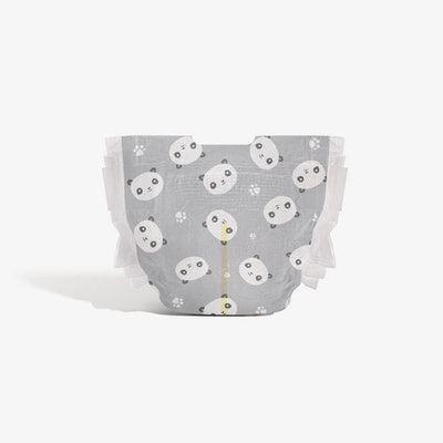 Clean Conscious Diaper - Pandas size NB