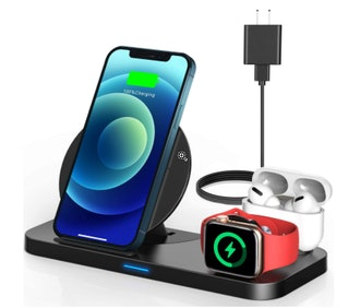 Yemo 3-in-1 Wireless Charging Station