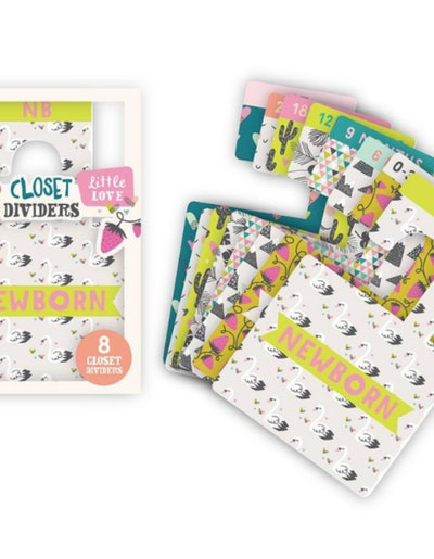 Lucy Darling Closet Dividers-Little Love