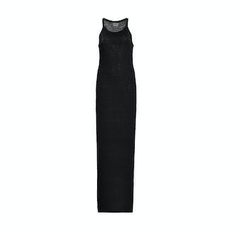 St. Agni Ribbed-knit Maxi Tank Dress