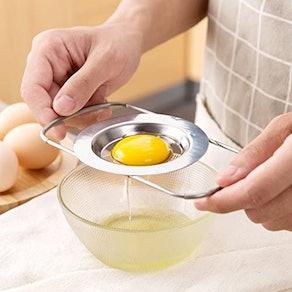 DSWW Stainless Steel Egg Separator