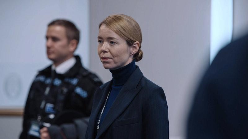 Anna Maxwell Martin as Detective Chief Superintendent Patricia Carmichael in 'Line Of Duty' Season 6