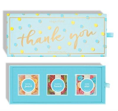 Thank You 3 Piece Candy Bento Box