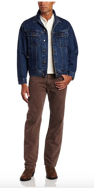 Wrangler Rugged Wear Unlined Denim Jacket