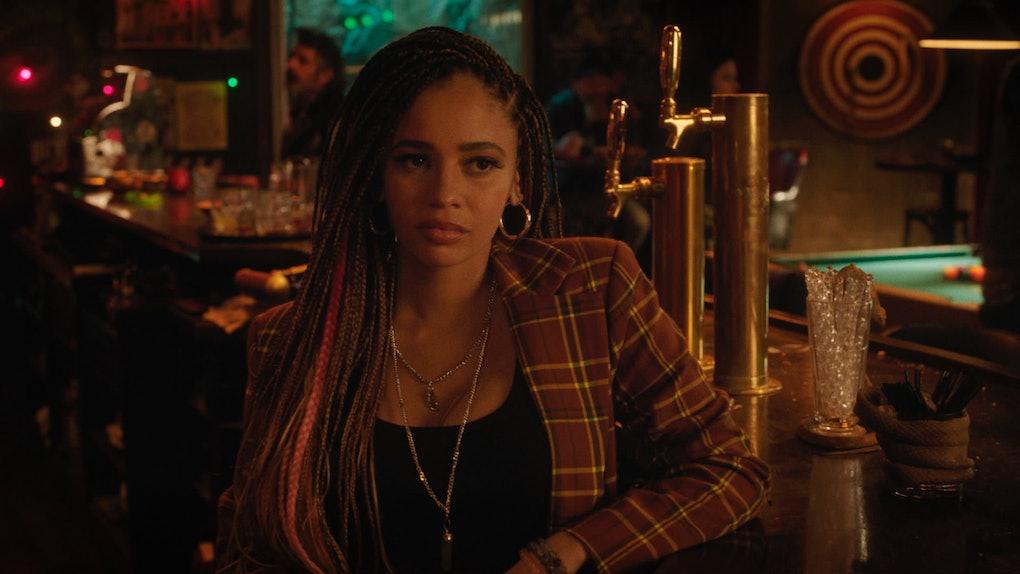Vanessa Morgan as Toni Topaz in 'Riverdale' Season 5