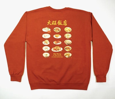 Big Wong x Made in Chinatown Sweater