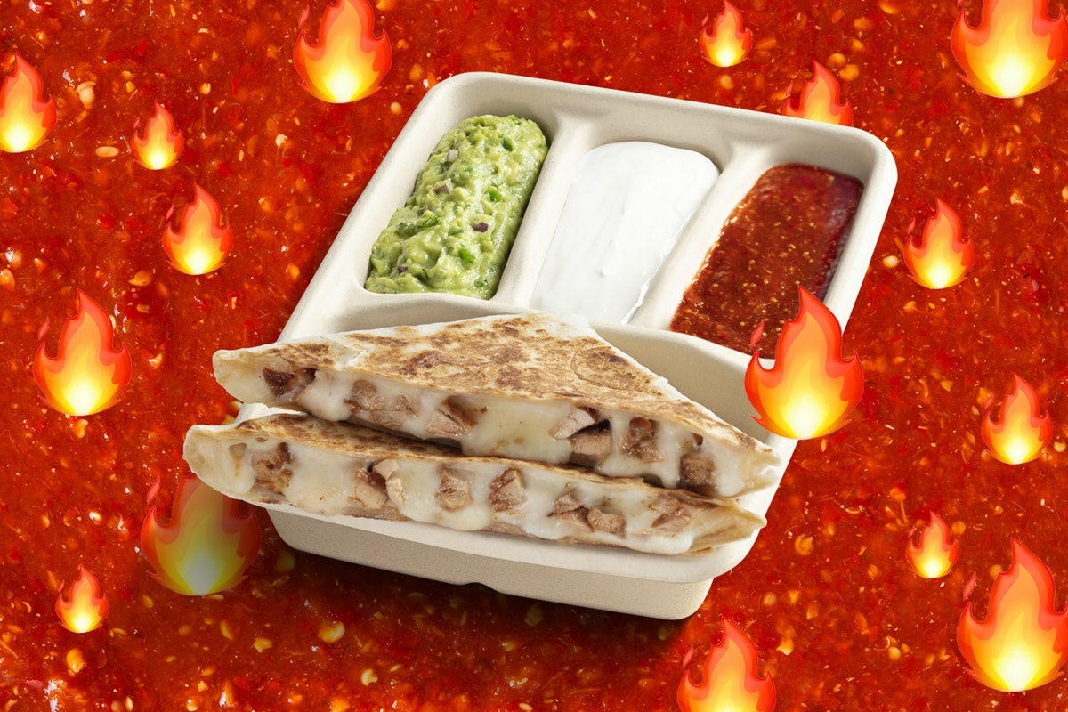 Here's how to make Chipotle's Dragon Sauce for a spicy update to your usual order.
