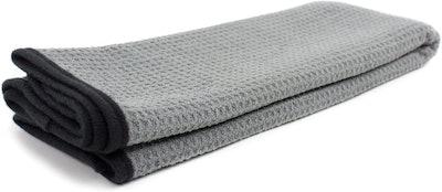 Zwipes Auto Professional Microfiber Waffle Drying Towel
