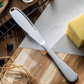 JANEMO 3- In-1 Kitchen Butter Knife