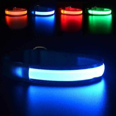 MASBRILL LED Dog Collar