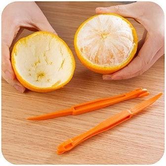 Xloey Orange Peelers (6 Pieces)