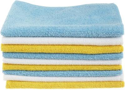 Amazon Basics Microfiber Cleaning Cloth (24 Pack)
