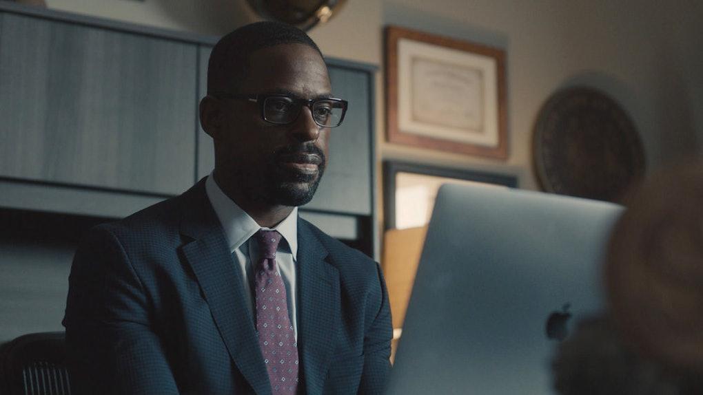 Sterling K Brown as Randall in This Is Us