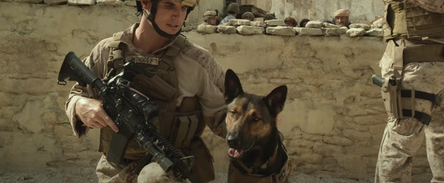 'Max' tells the story about the bond of a fallen marine and his beloved dog.