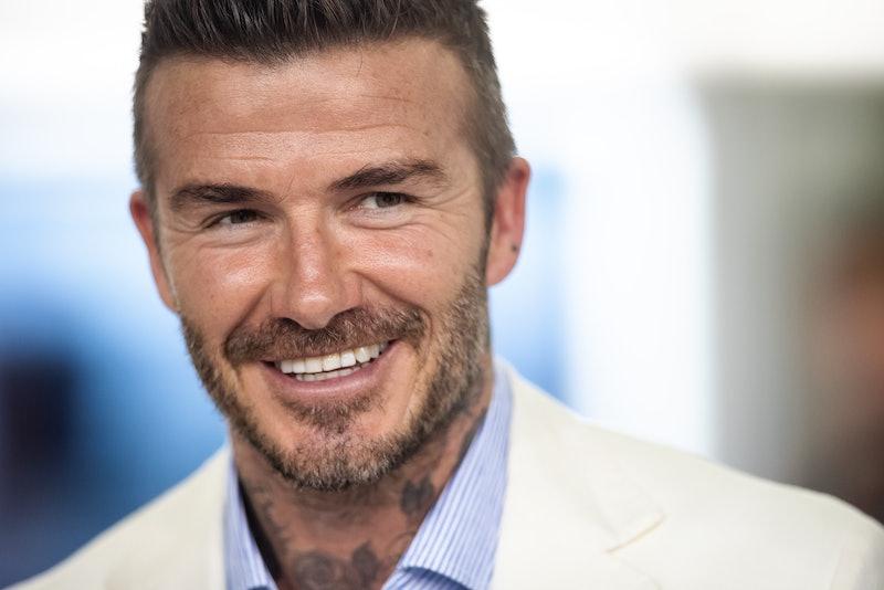 David Beckham confirms Disney+ show 'Save Our Squad'
