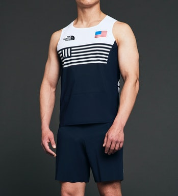 The North Face Olympic Climbing Uniforms