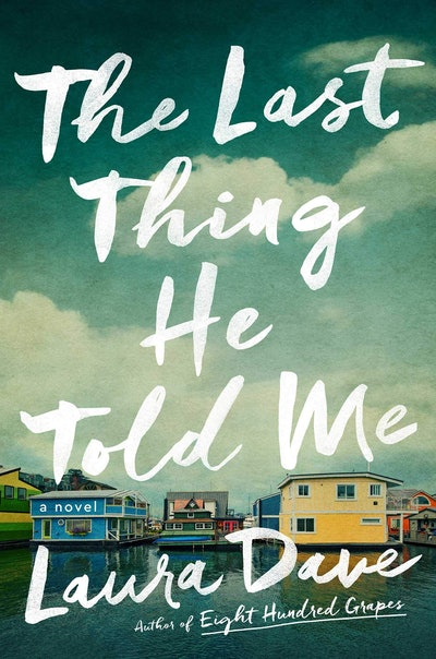 'The Last Thing He Told Me' by Laura Dave