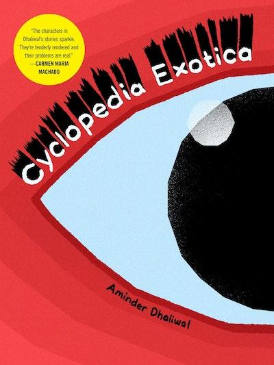 'Cyclopedia Exotica' by Aminder Dhaliwal