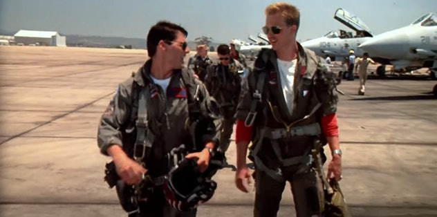 Tom Cruise stars in the 1986 film, 'Top Gun.'