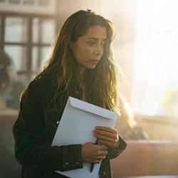 Cristin Milioti as Hazel Green in the Season 1 finale of 'Made for Love'