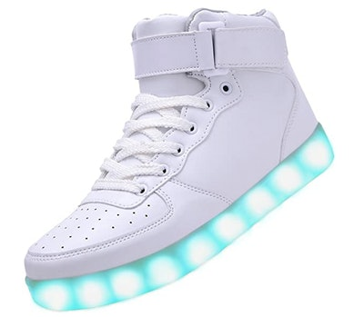 Odema Unisex LED High Top Sneakers