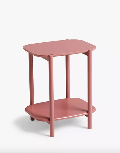 Anyday Pebble Side Table, Pink