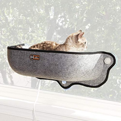 K&H Pet Products Window Kitty Bed