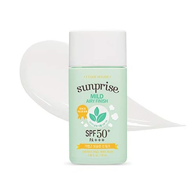 ETUDE HOUSE Sunprise Mild Airy Finish Sun Milk
