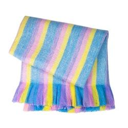 Handwoven Fuzzy Blanket