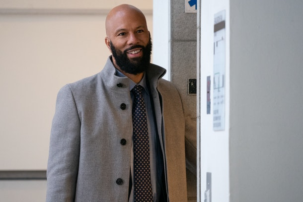 Common as Dr. Chris Jackson in never Have I Ever