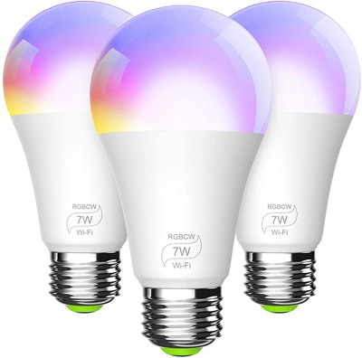 BERENNIS Smart WiFi Light Bulbs
