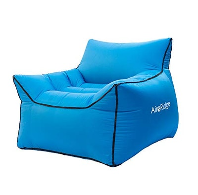 AiroRidge Inflatable Lounger Air Chair